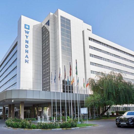 Hotel Wyndham Tashkent