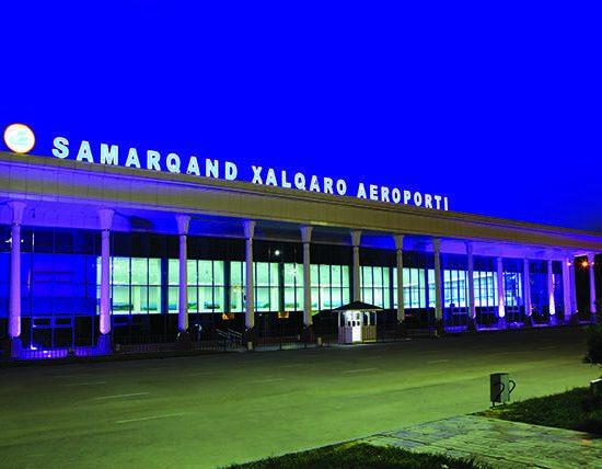 Samarkand Airport