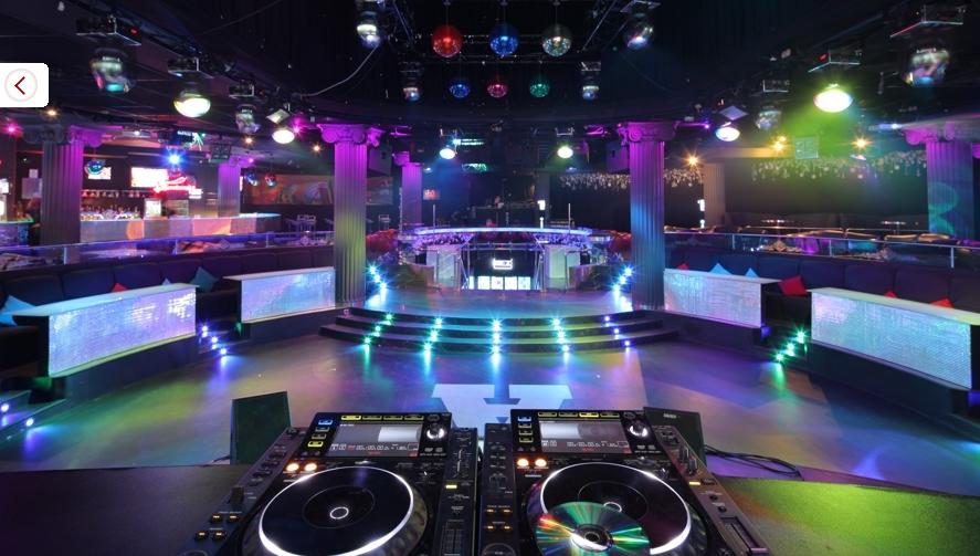 Dance Floor - Arena City Club