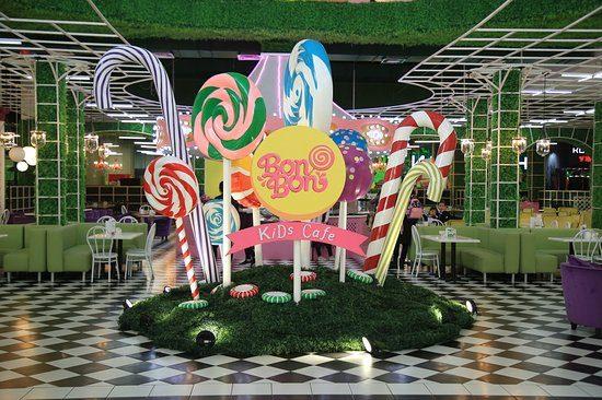 Asia Mall Decoration