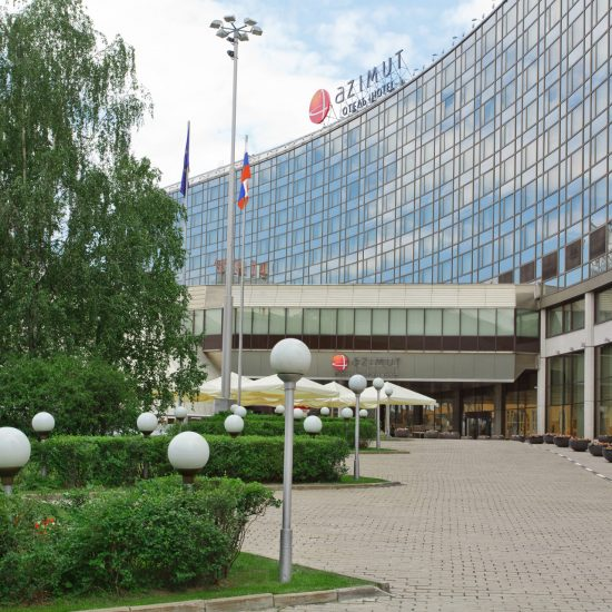 Hotel Azimut Moscow Olympic Moscow