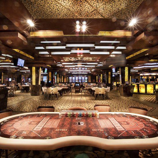 Bombay Casino Inside