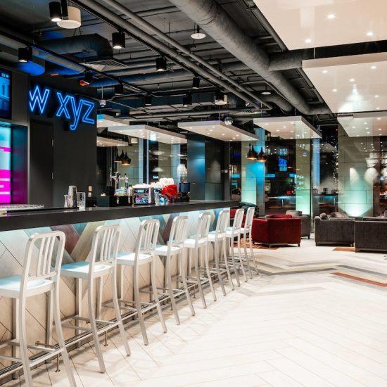 Bar - Hotel Aloft Kiev