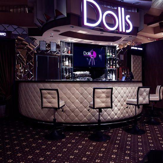 Bar Area - Dolls Club Kiev