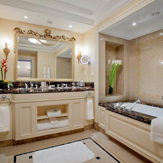 Bathroom - Hotel Fairmont