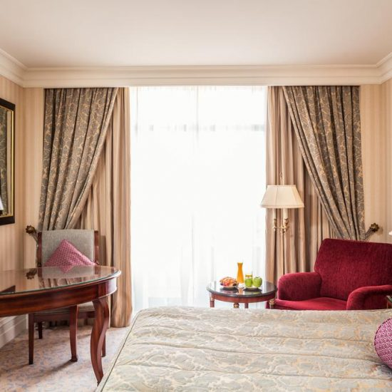 Bedroom - Intercontinental Kiev