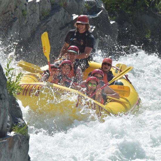 Charyn River - Rafting Almaty