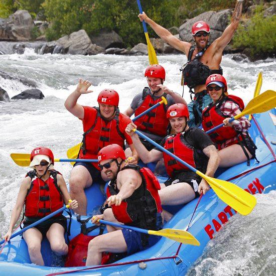 Chilik River Rafting Almaty