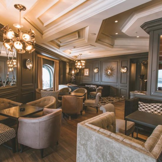 Confrence Area - Hotel Fairmont Kiev