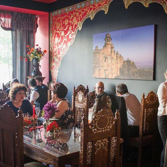 Dining - Himalaya Restaurant Kiev