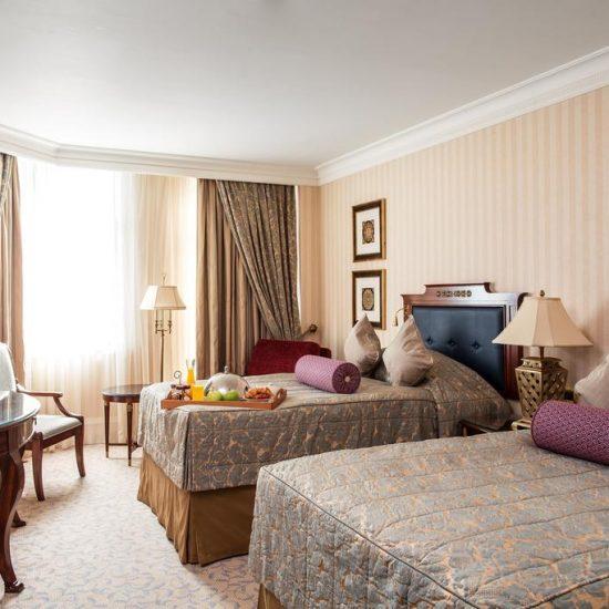 Double Bed - Intercontinental Kiev