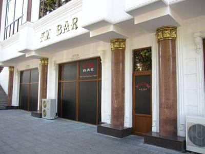 FM Bar Tashkent