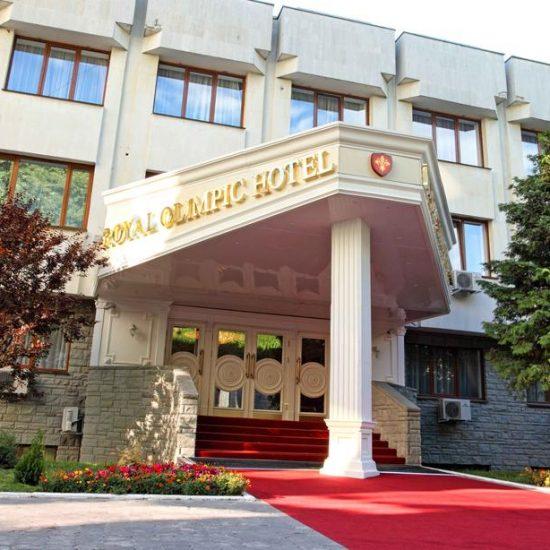 Front - Hotel Royal Olympic Kiev
