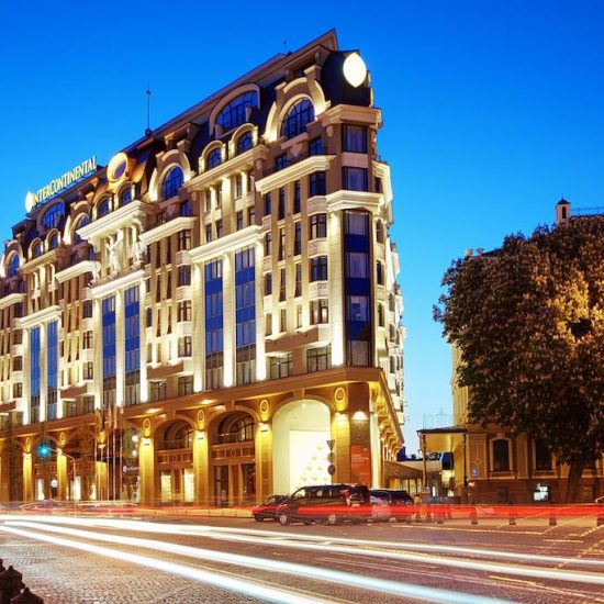 Front - Intercontinental Kiev