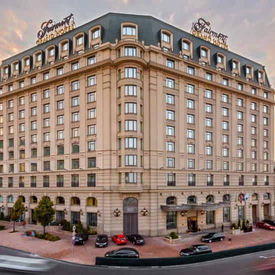 Full View - Hotel Fairmont Kiev