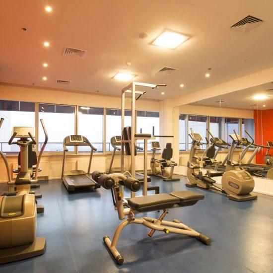 Gym - Hotel Ramada Kiev