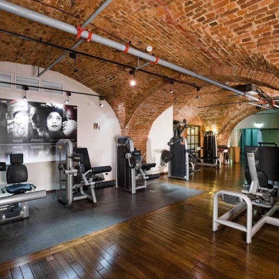 Gym Area