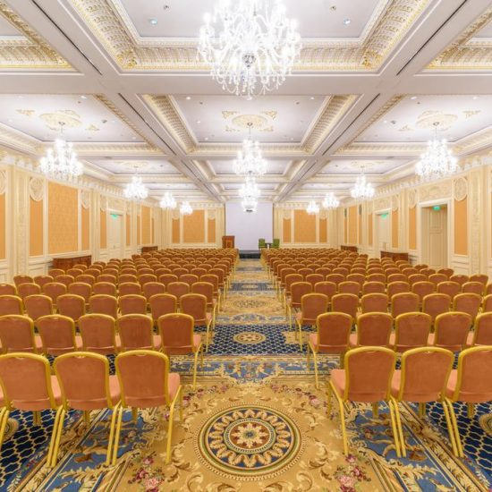 Hall Area - Hotel Fairmont Kiev