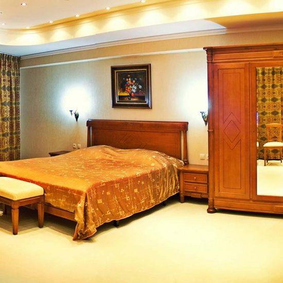 Hotel Registan Plaza Bedroom