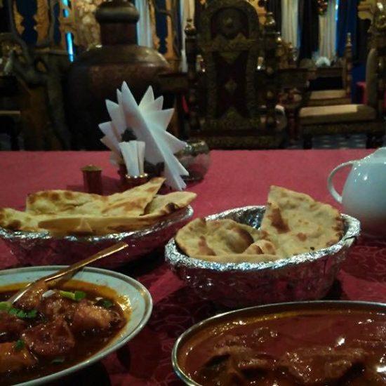 Indian Food - Bombay Palace Restaurants