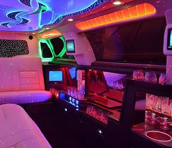 Limousine Inside