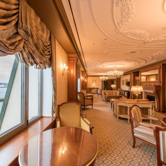 Lobby - Hotel Fairmont Kiev
