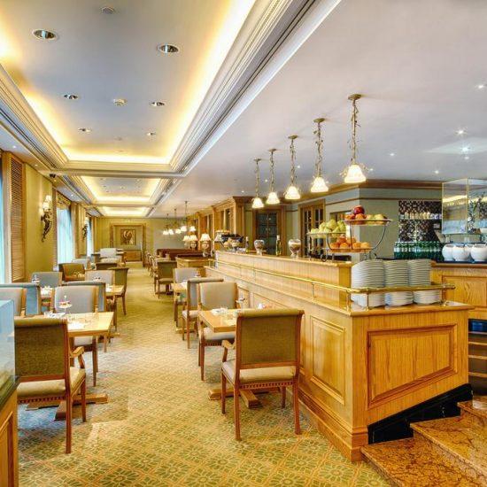 Lobby - Intercontinental Kiev