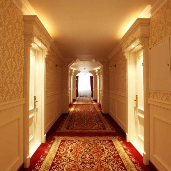 Lobby - Hotel Royal Olympic