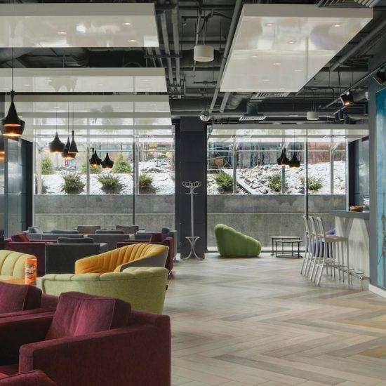 Lounge - Hotel Aloft Kiev