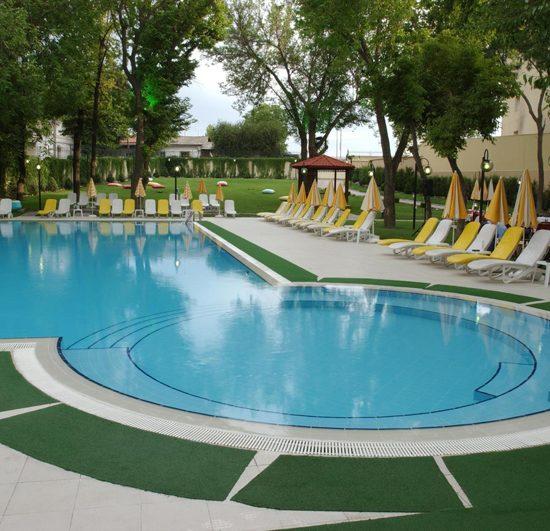 Hotel Malika Classic Pool