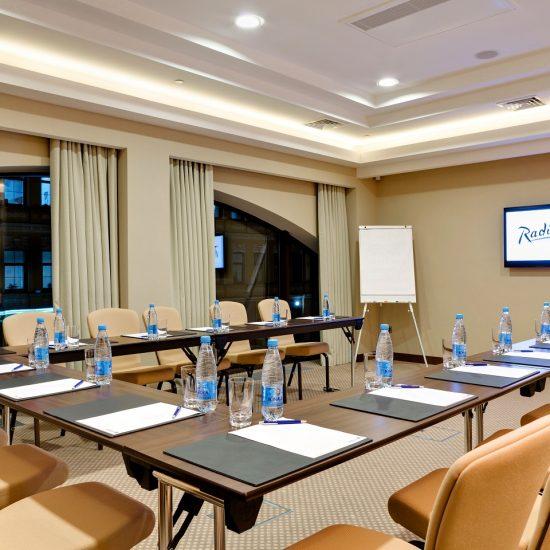 Meeting Room - Radisson Blu Podil