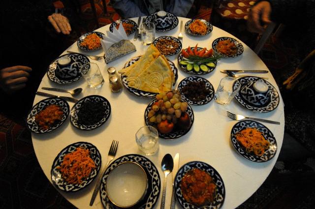 Paltan Restaurant food