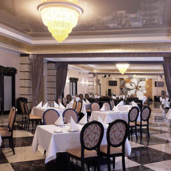Party Area - Hotel Ukraine
