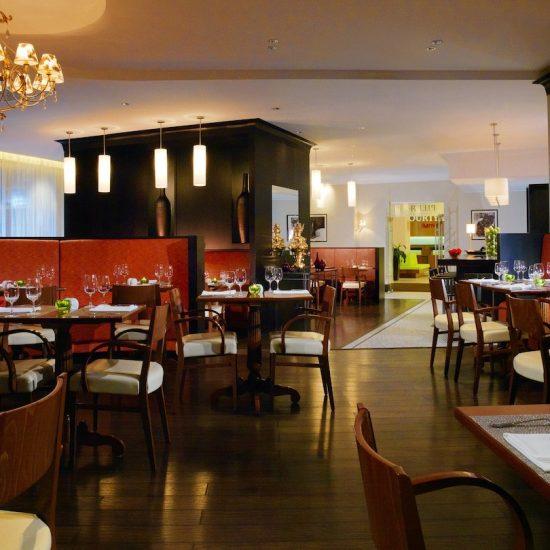 Pierrot Restaurant - Dining Area