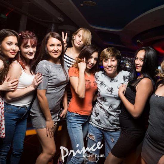 Princes Club Bar Tashkent Crowd