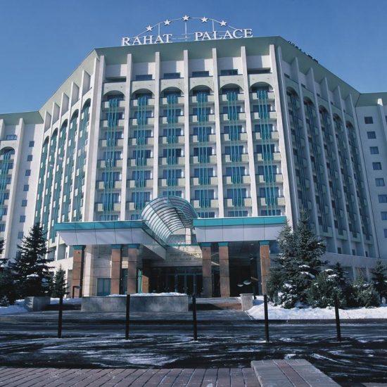 Rahat Palace Hotel almaty