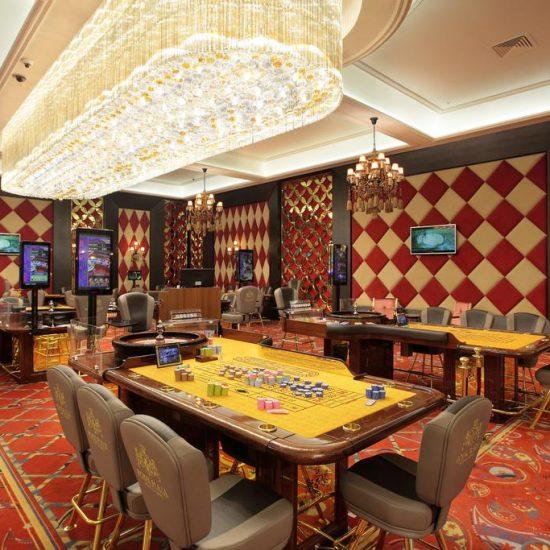 Royal Plaza Casino Game Area