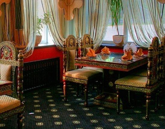 Sitting - Bombay Palace Restaurants