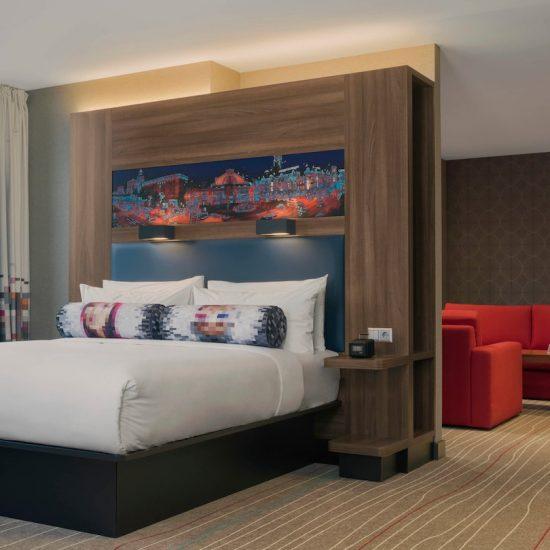 Suite - Hotel Aloft Kiev