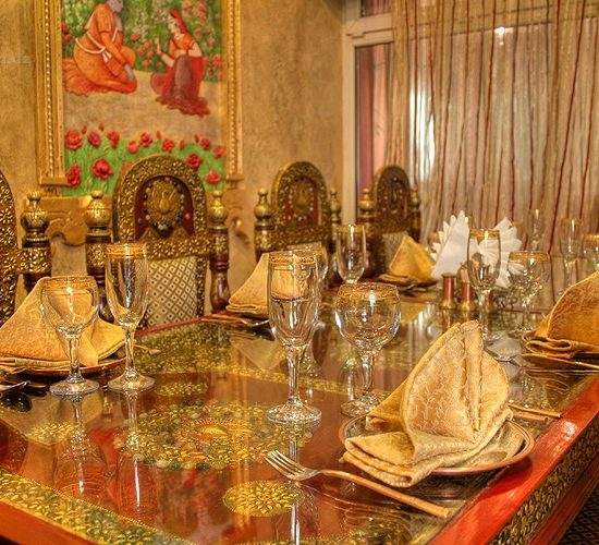 Table - Bombay Palace Restaurants