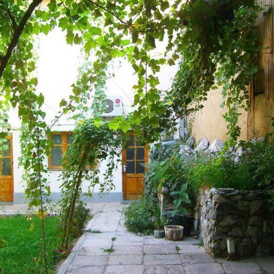 Jahongir Hotel Garden