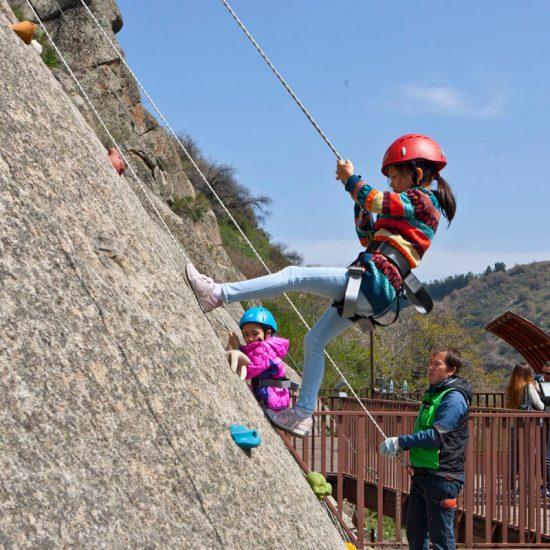Rock Climbing Almaty
