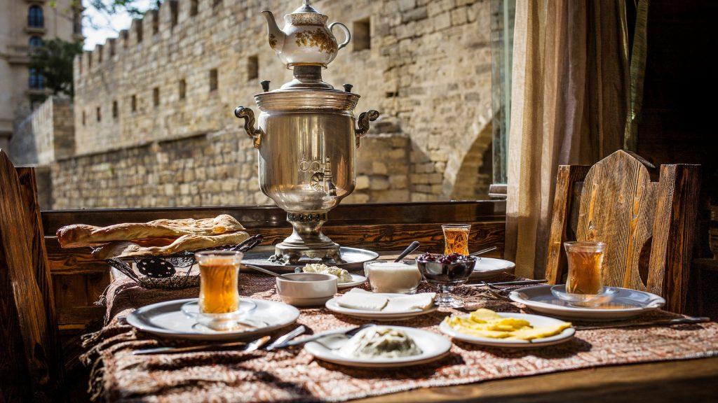 Azeri Breakfast