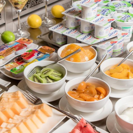 Ichan Qala Hotel - Dessert Food
