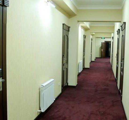 Hotel Grand Capital - Lobby Area