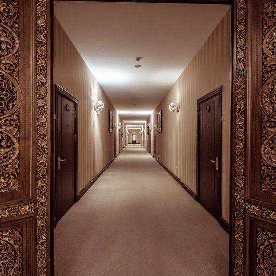 Ichan Qala Hotel - Lobby