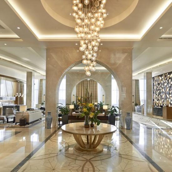 Hyatt Regency Tashkent - Lobby