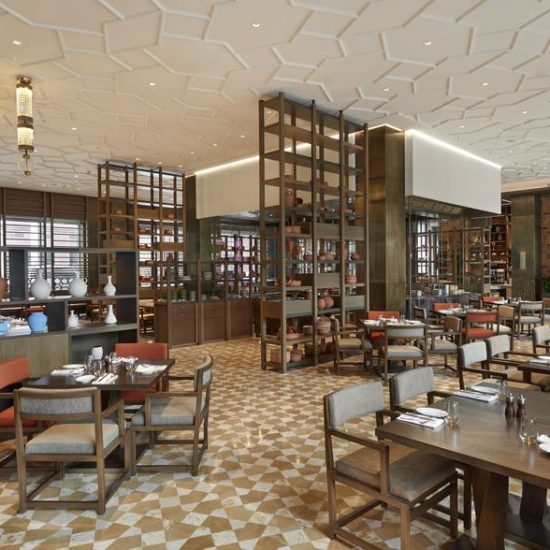 Hyatt Regency Tashkent - Restaurants