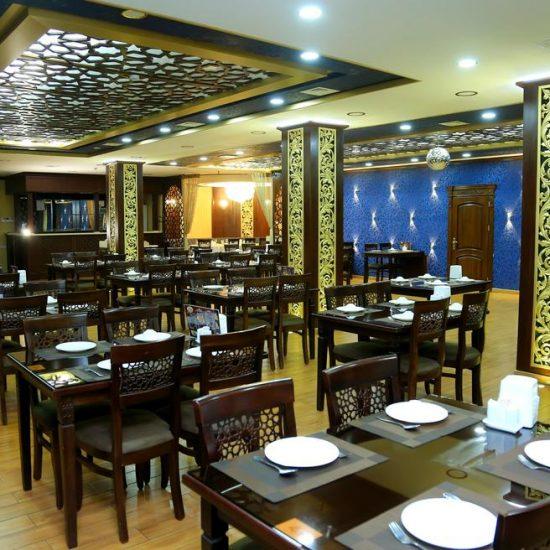 Hotel Grand Capital - Restaurant