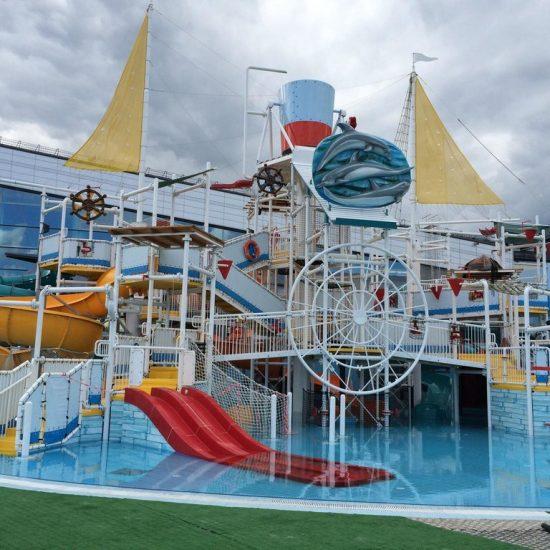 Aquapark Lebyazhiy Minsk